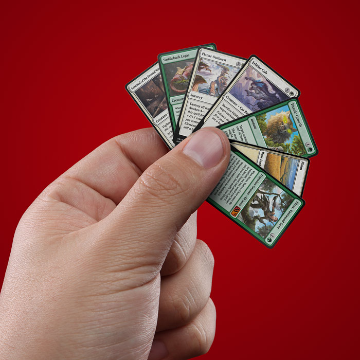 Magic the Gathering si fa piccolo