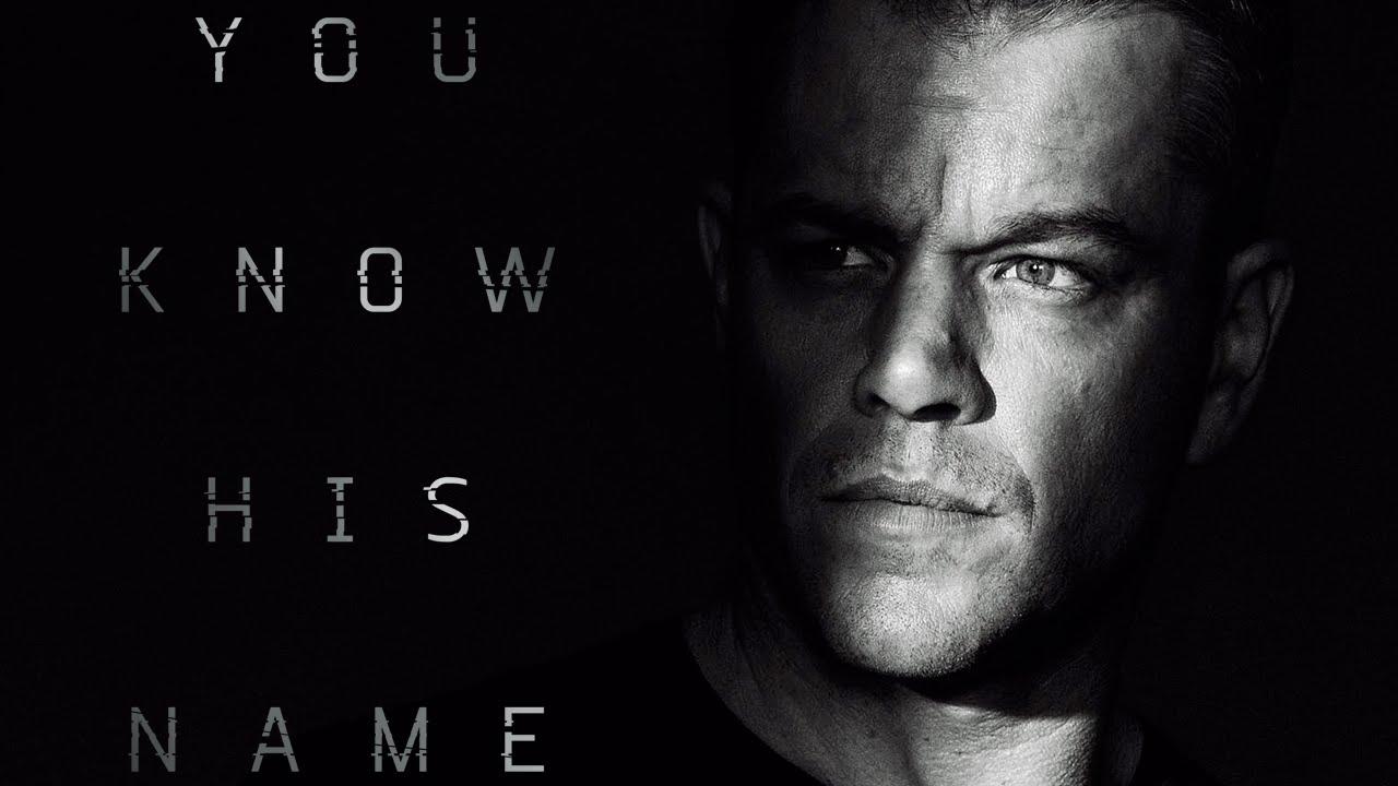 Jason Bourne, Official Trailer