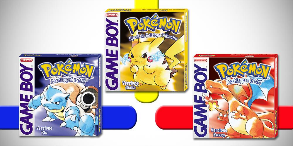 1,5 milioni di copie per i classici Pokémon su Virtual Console