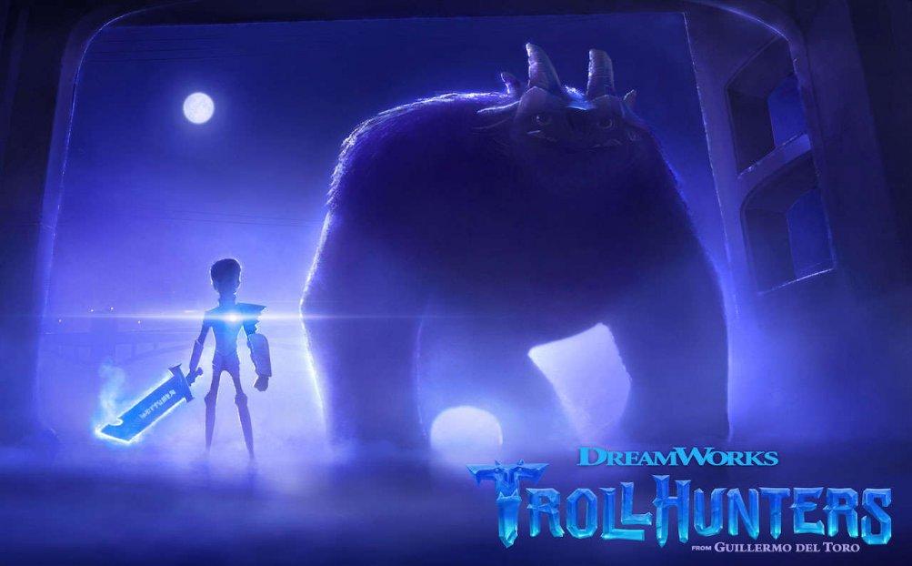 Trollhunters, la prima immagine della serie Netflix