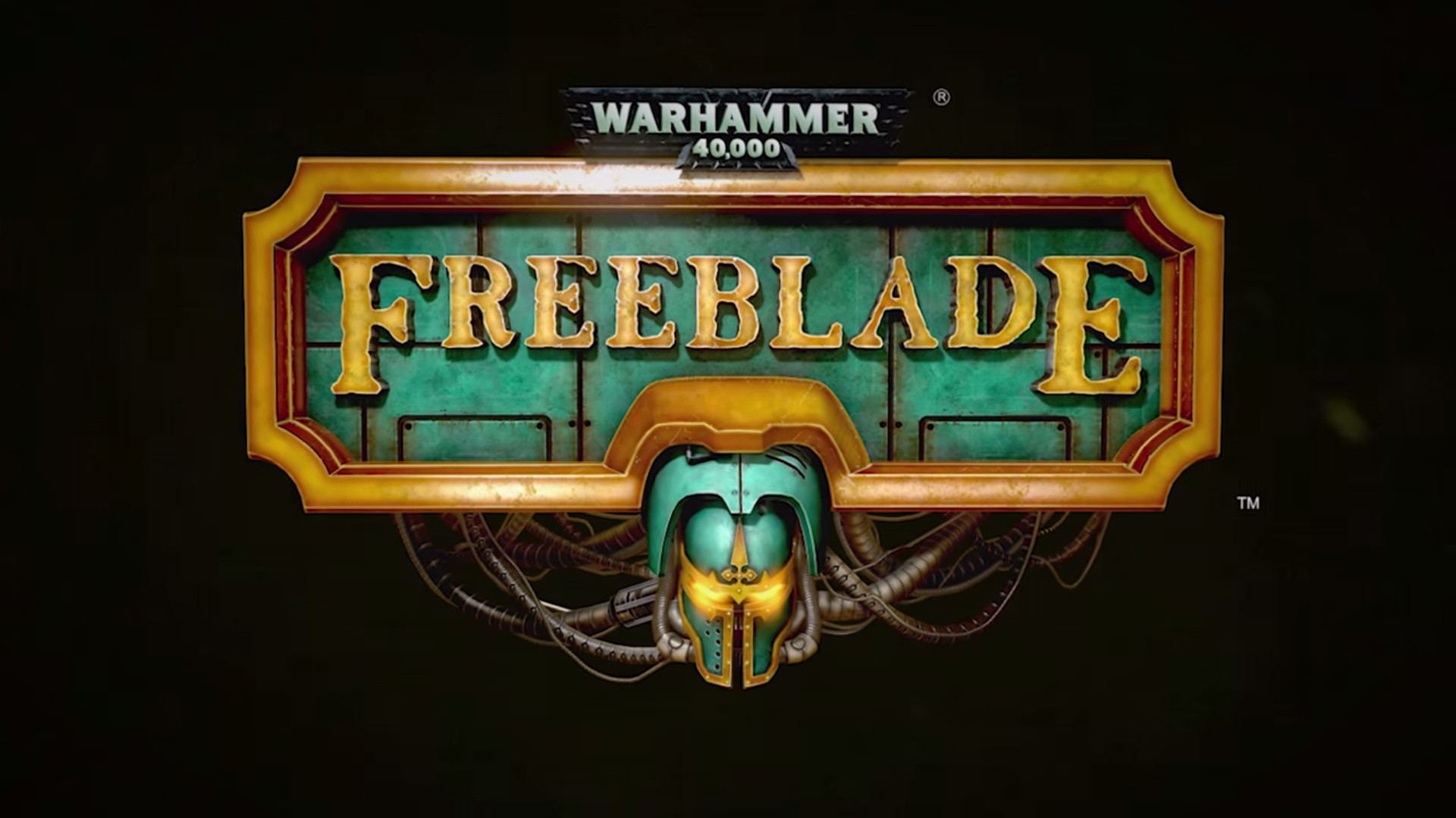 Warhammer 40.000: Freeblade, trailer di lancio