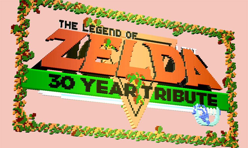 The Legend of Zelda 30 Year Tribute