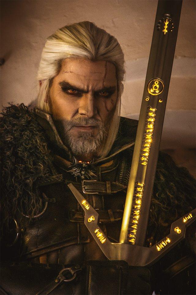 Ben Schamma: Geralt di Rivia esiste ed è tedesco