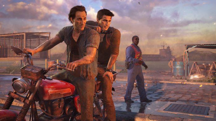 Uncharted 4 Videogiochi al confine con il cinema