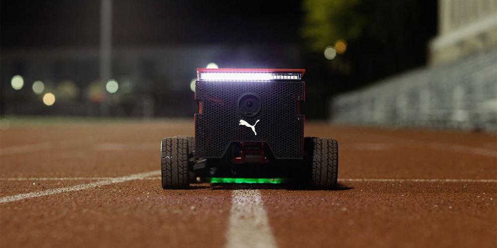 Puma BeatBot: il robot che aiuta ad allenarsi