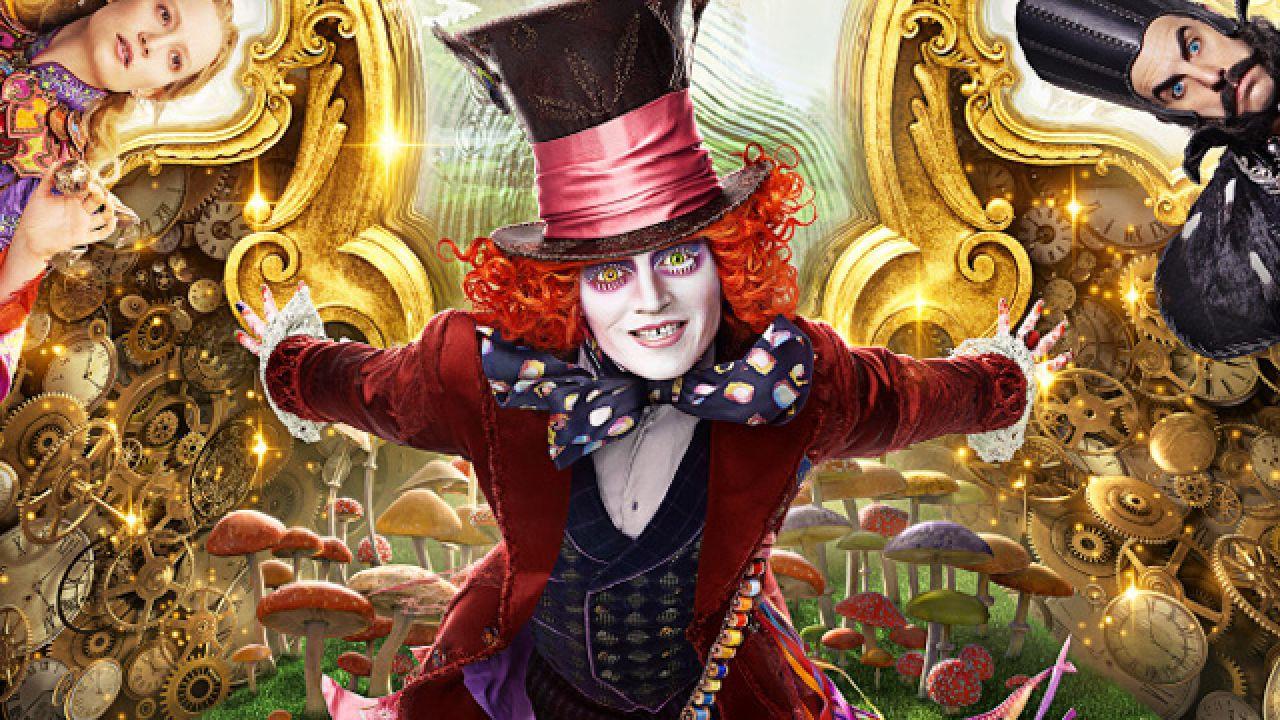 Alice attraverso lo specchio si pu quasi fare leganerd - Attraverso lo specchio ...
