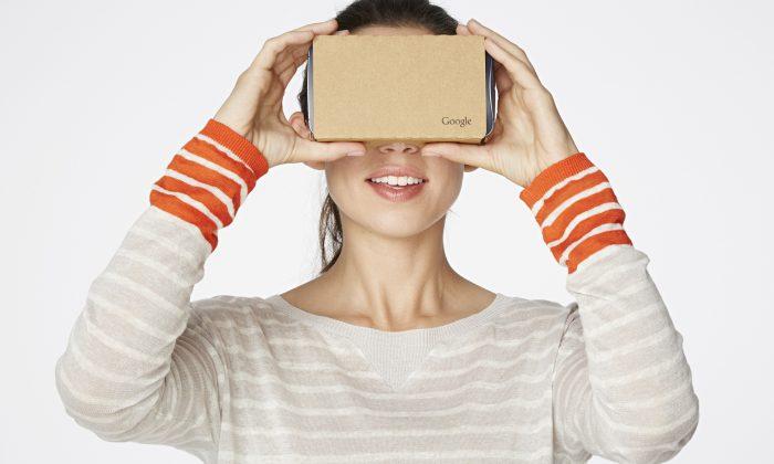 Google dice addio agli occhiali in cartone per la VR