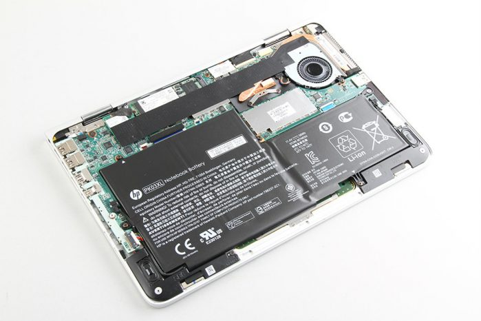 HP-Spectre-Pro-X360-Disassembly-5