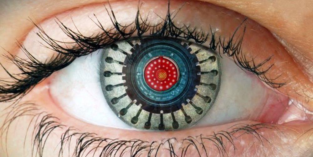 Google brevetta l'occhio bionico