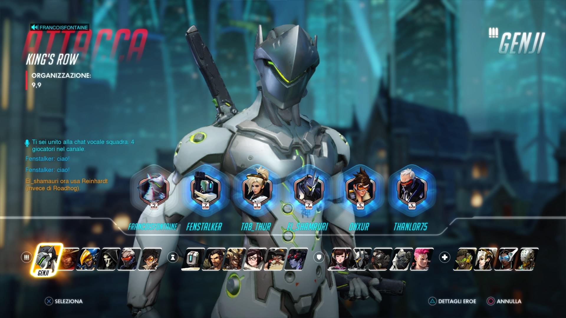 Formazione di matchmaking di StarCraft 2