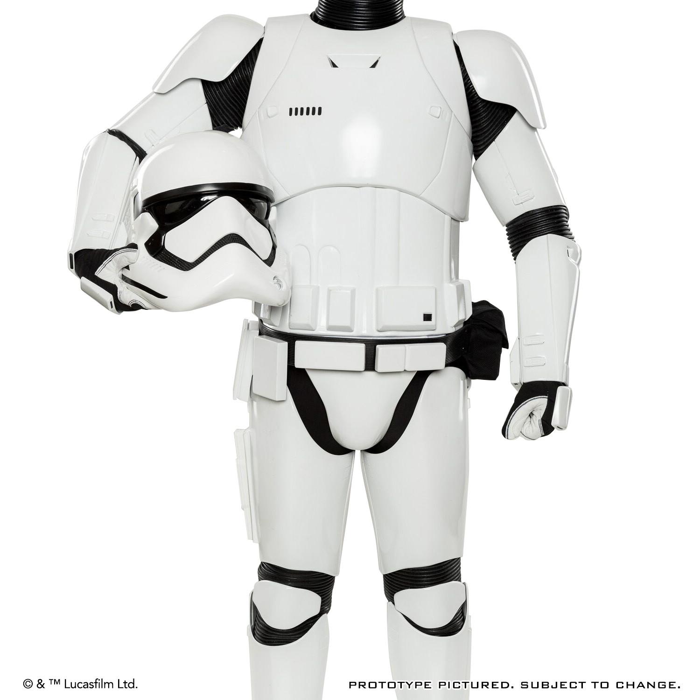 Armatura ufficiale da Stormtrooper del Primo Ordine