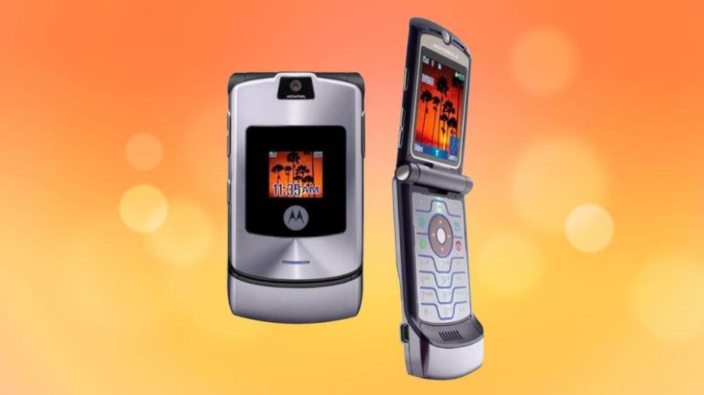Torna il Motorola Razr?