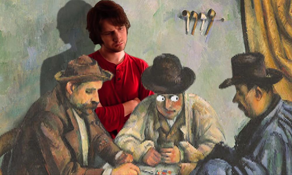 Vivere nei dipinti, il sogno di Grant Woolard