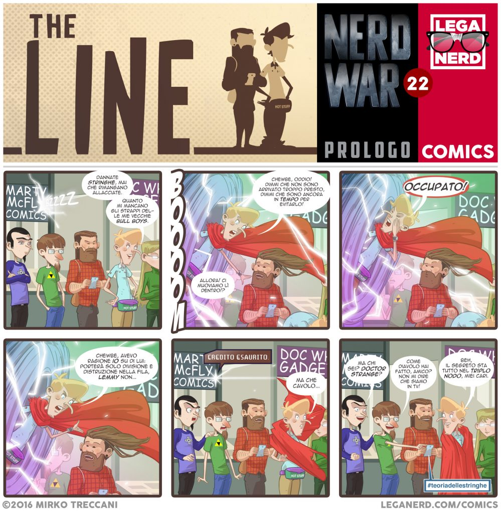The Line 22