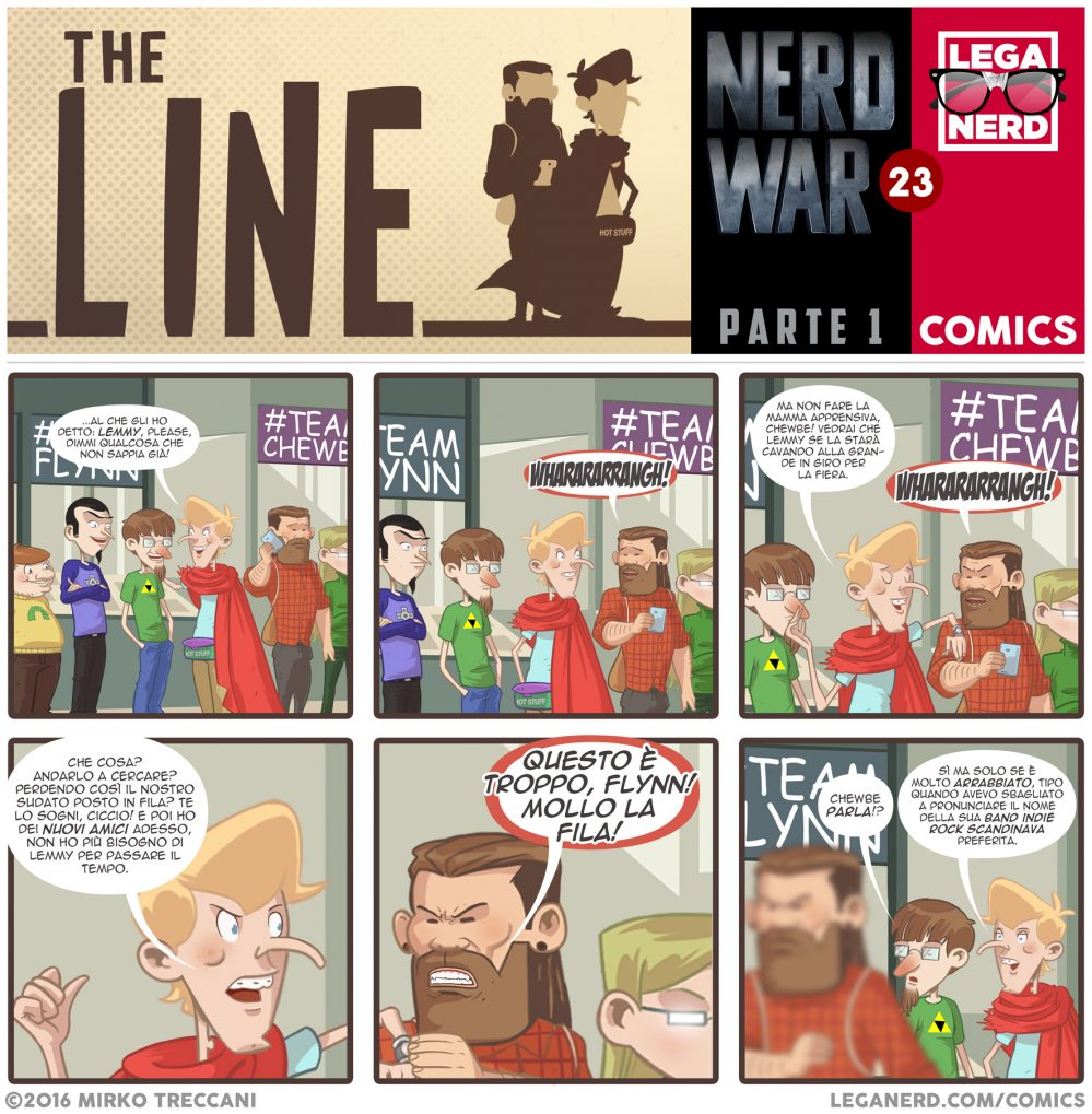 The Line 23