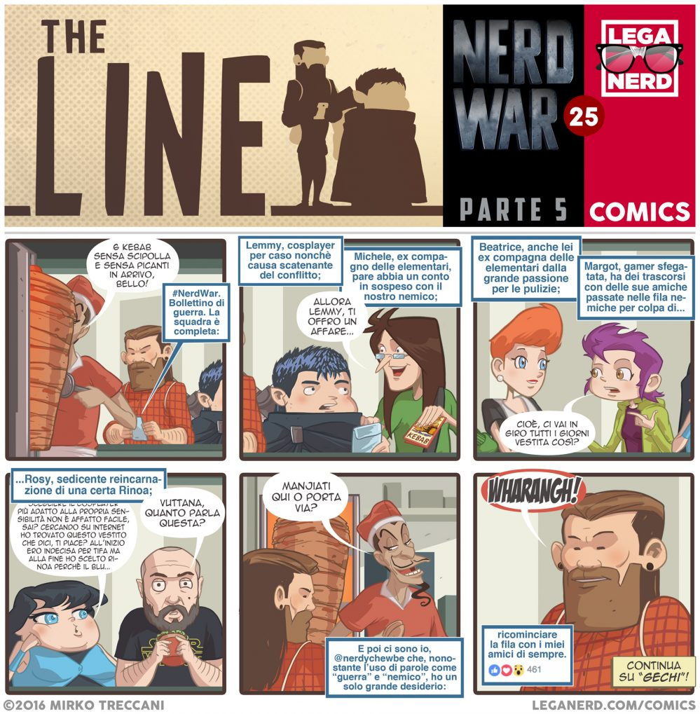 The Line 25