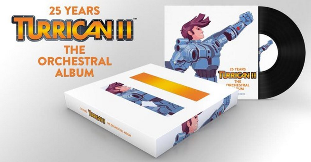 Turrican II - The Orchestral album