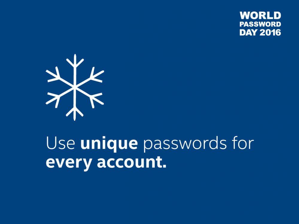 Unique-passwords