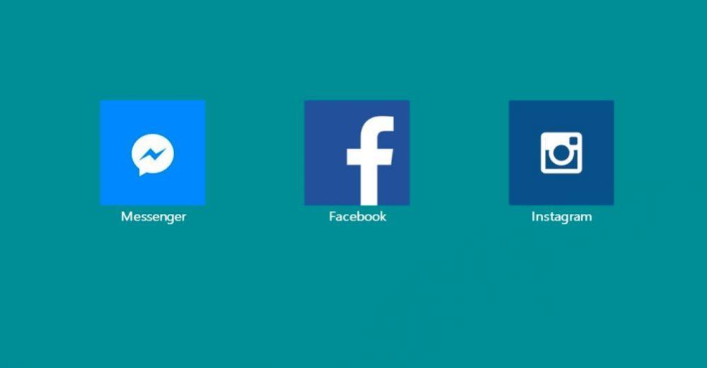 Windows-App-Facebook-Messenger-Instagram