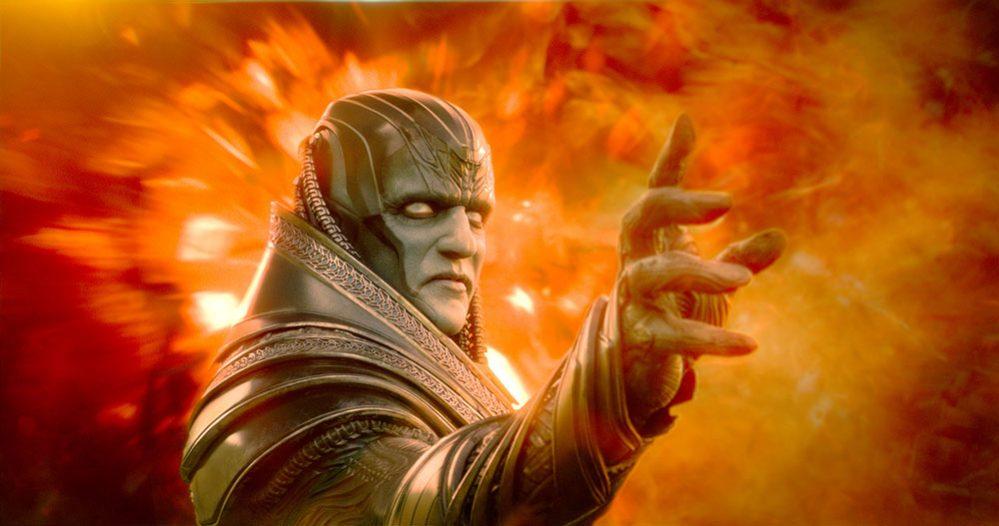 X-Men Apocalisse Oscar Isaac