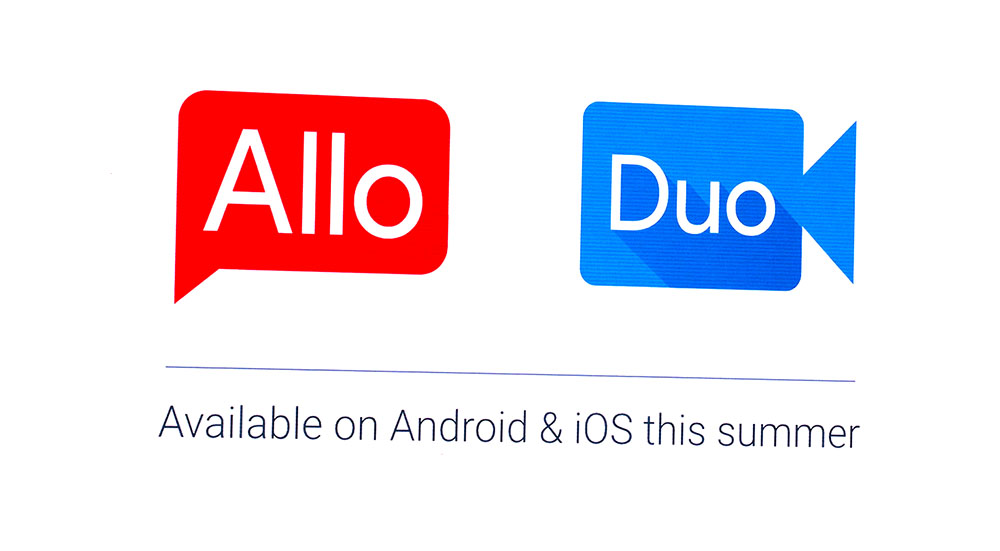 Allo e Duo, il nuovo modo di comunicare secondo Google