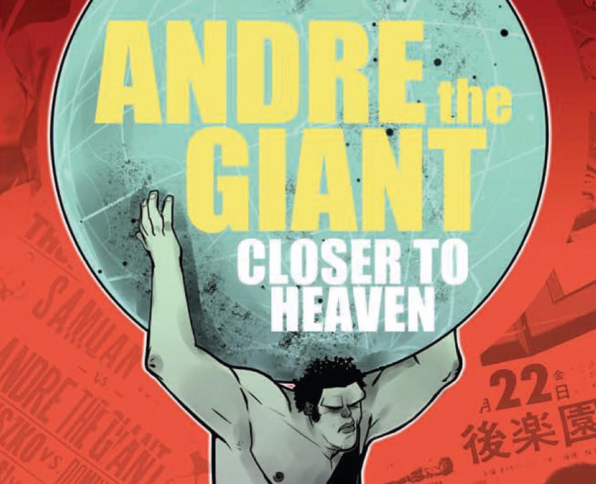 Andre the Giant, dal fumetto al film