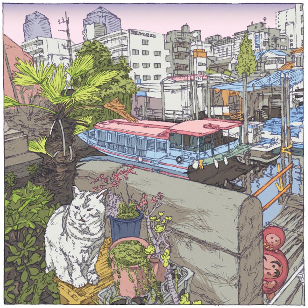 Le 100 viste di Tokyo secondo Shinji Tsuchimochi