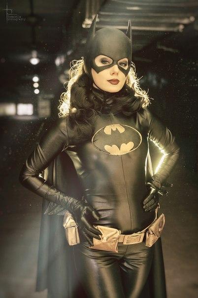 La Turbo Bat Girl di Kamiko-Zero