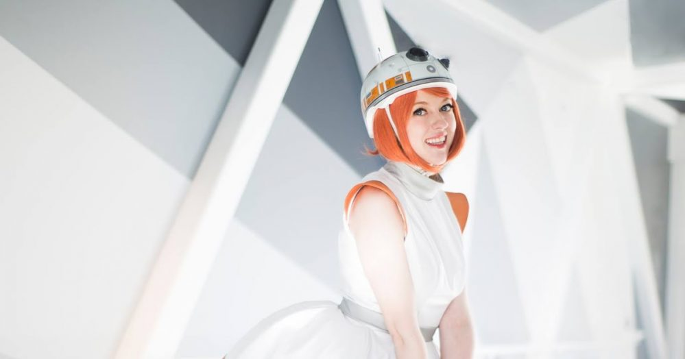 bb8 star wars cosplay