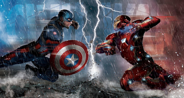 Captain America Vs Iron Man, chi ne ha uccisi di più?