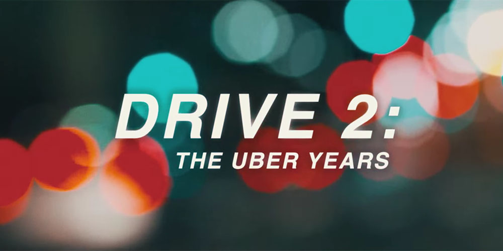Drive 2: The Uber Years, Official Trailer