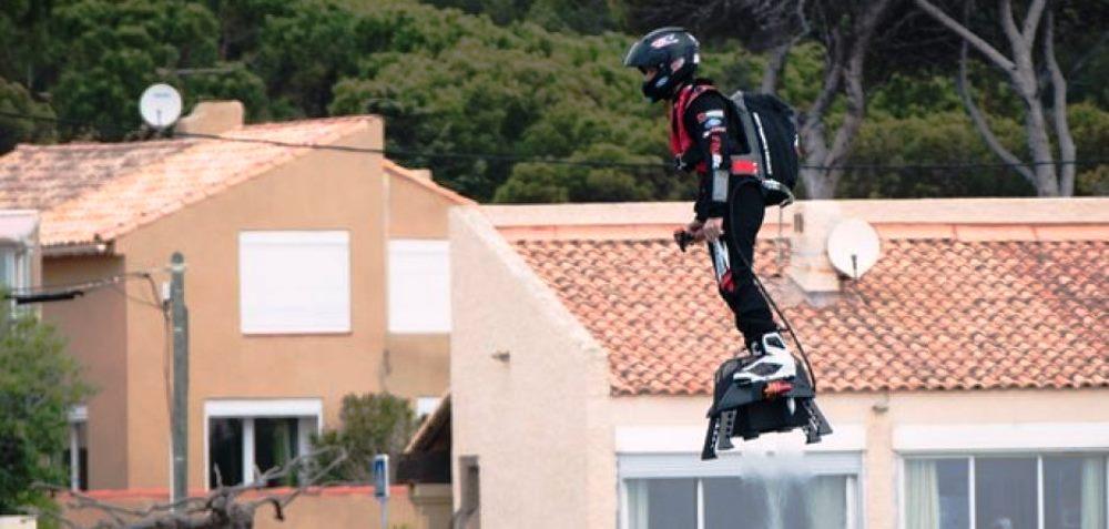 Flyboard Air: l'hoverboard è realtà