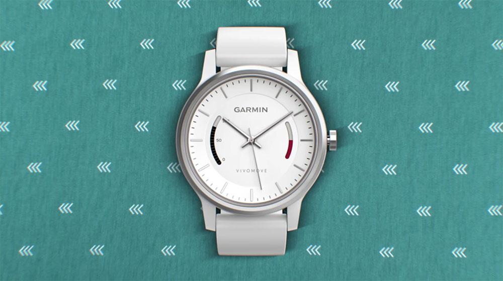 Garmin Vívomove, l'orologio analogico un po' smart