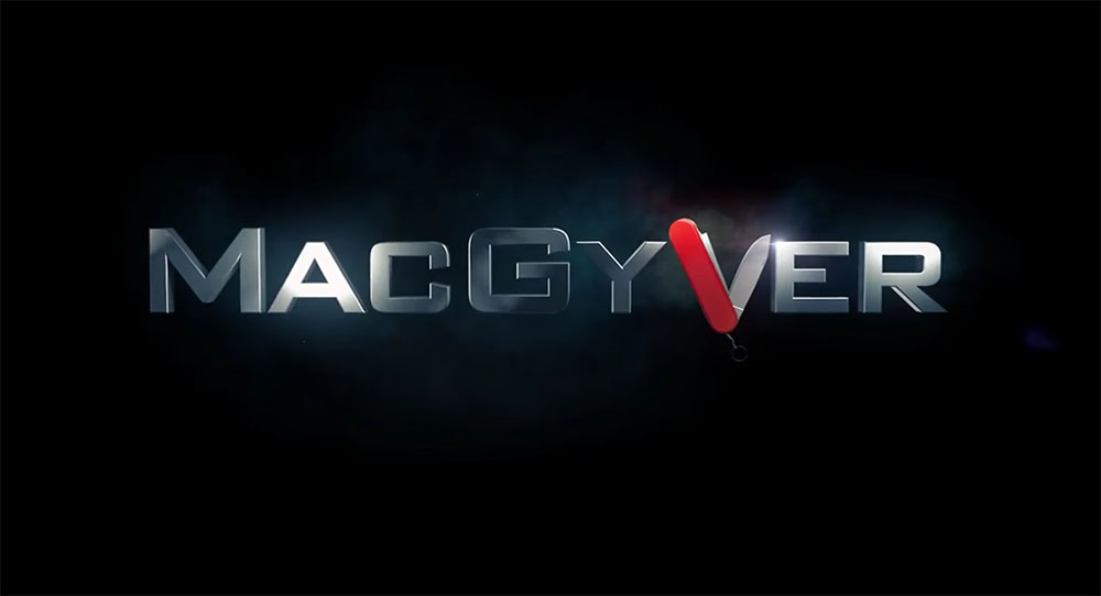 MacGyver, First Look Trailer
