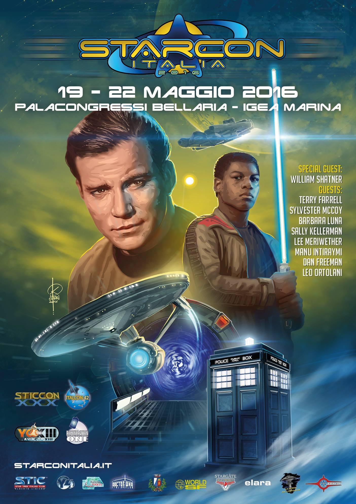 StarCon Italia 2016