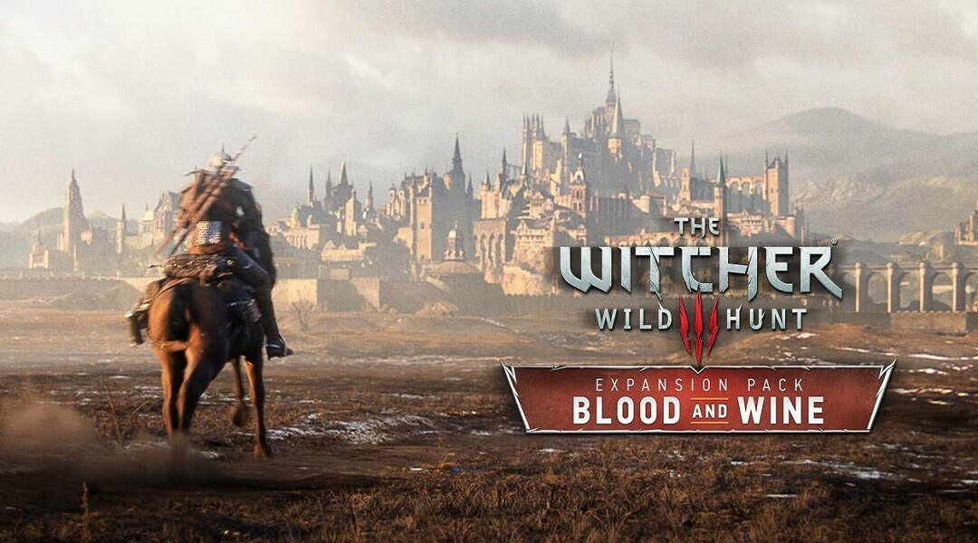 The Witcher III: Blood & Wine