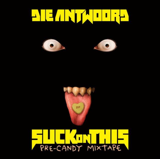 Suck on This, il nuovo mixtape dei Die Antwoord