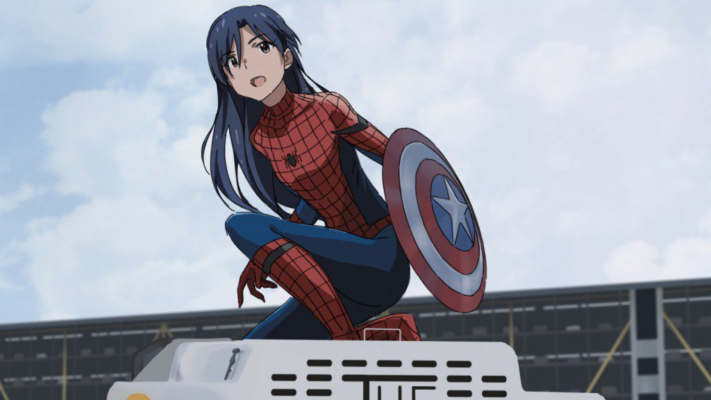 Se Civil War incontra le idol degli Anime