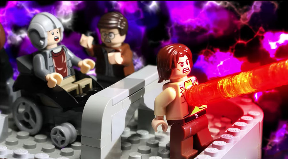 X-Men: Apocalisse, Trailer Lego