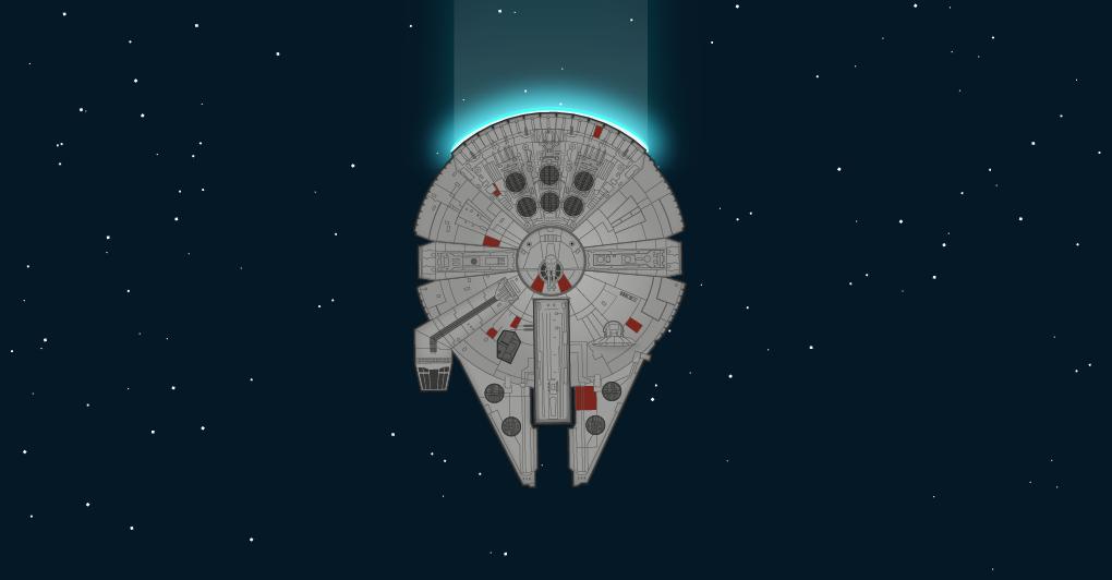 Star Wars IV come non l'avete mai visto