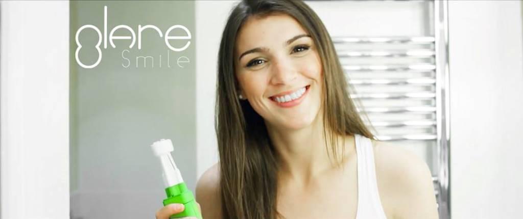 GlareSmile, lo spazzolino smart