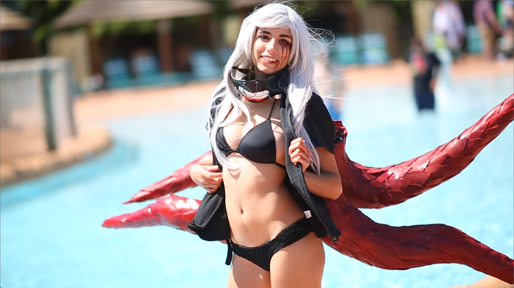 ColossalCon 2016 Cosplay Video