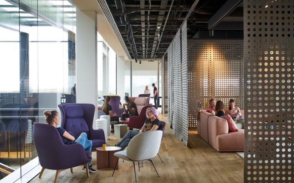 I Nuovi Uffici Di Google A Londra Leganerd
