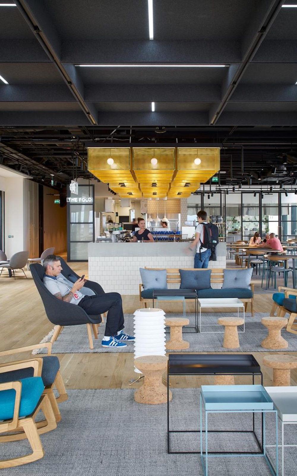 I nuovi uffici di Google a Londra