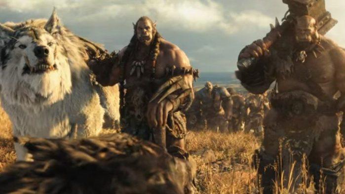 Warcraft orchi