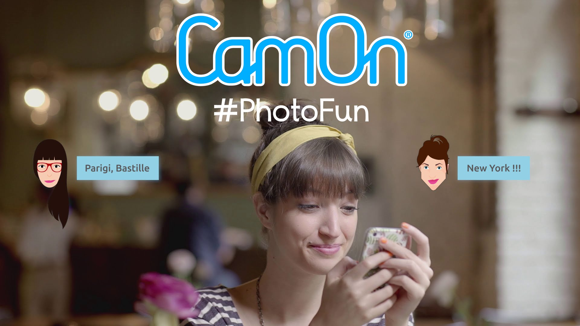 CamOn, una nuova app di messaggistica made in Italy