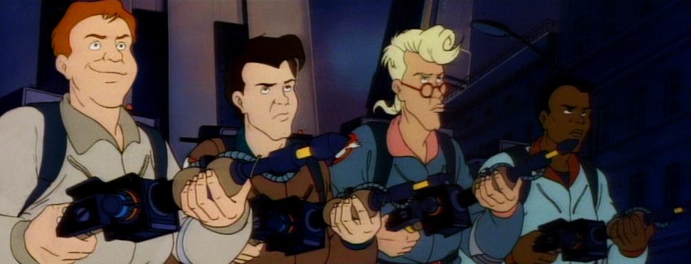 Ghostbusters la sony progetta una nuova serie animata leganerd