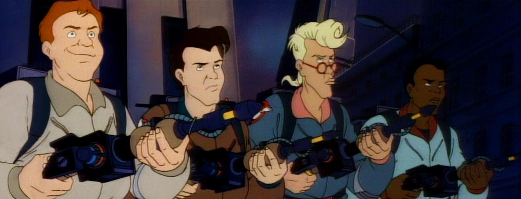 Ghostbusters, la Sony progetta una nuova serie animata