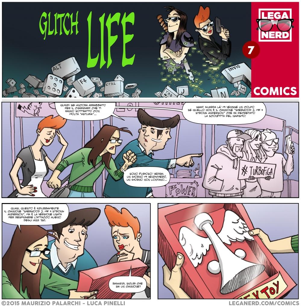 Glitch Life cap7