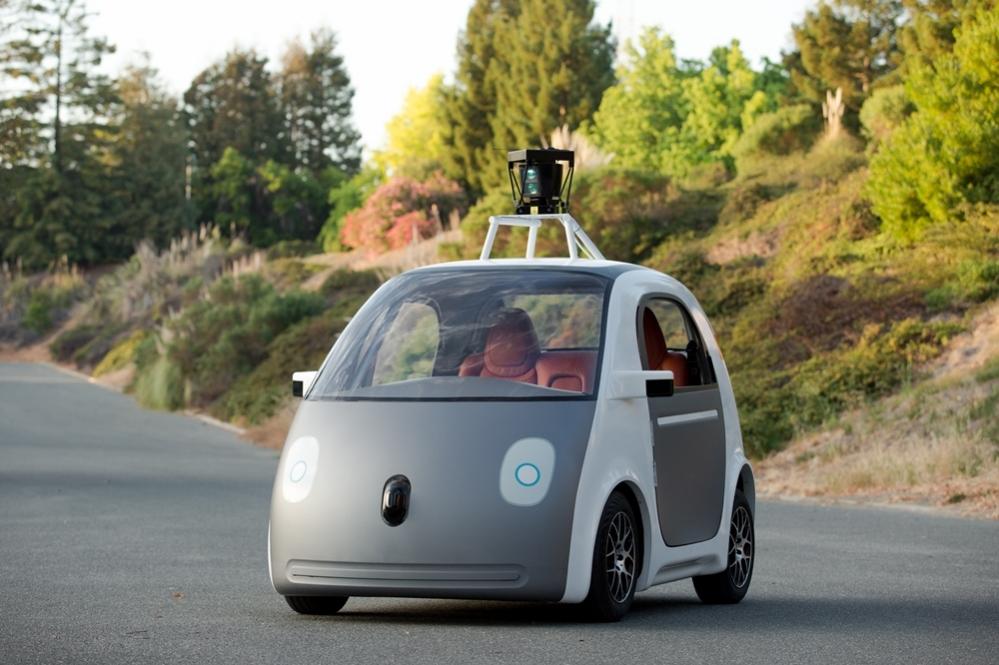 Google-Self-Driving-Prototype